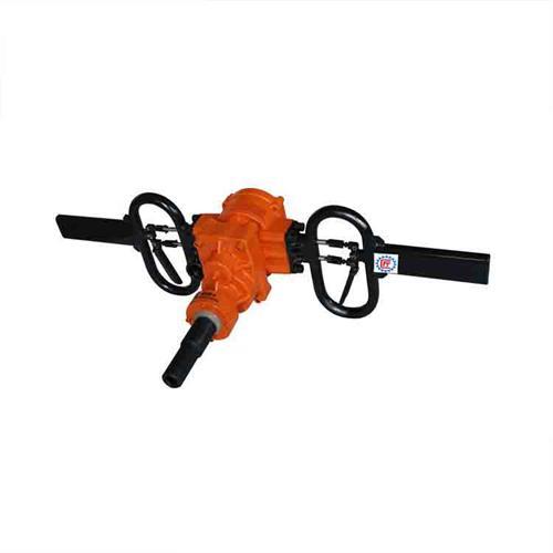 ZQSZ-140/4.3氣(qi)動架柱(zhu)支撐手(shou)持式鑽機